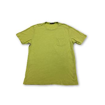 Agave Deni 'Flybridge' t-shirt in yellow