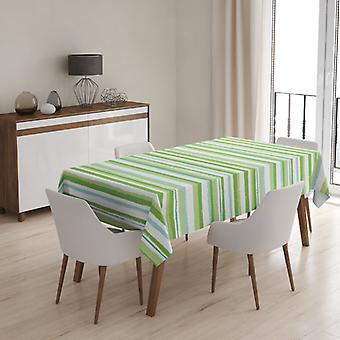 Meesoz Nappe - Painted Stripes Green