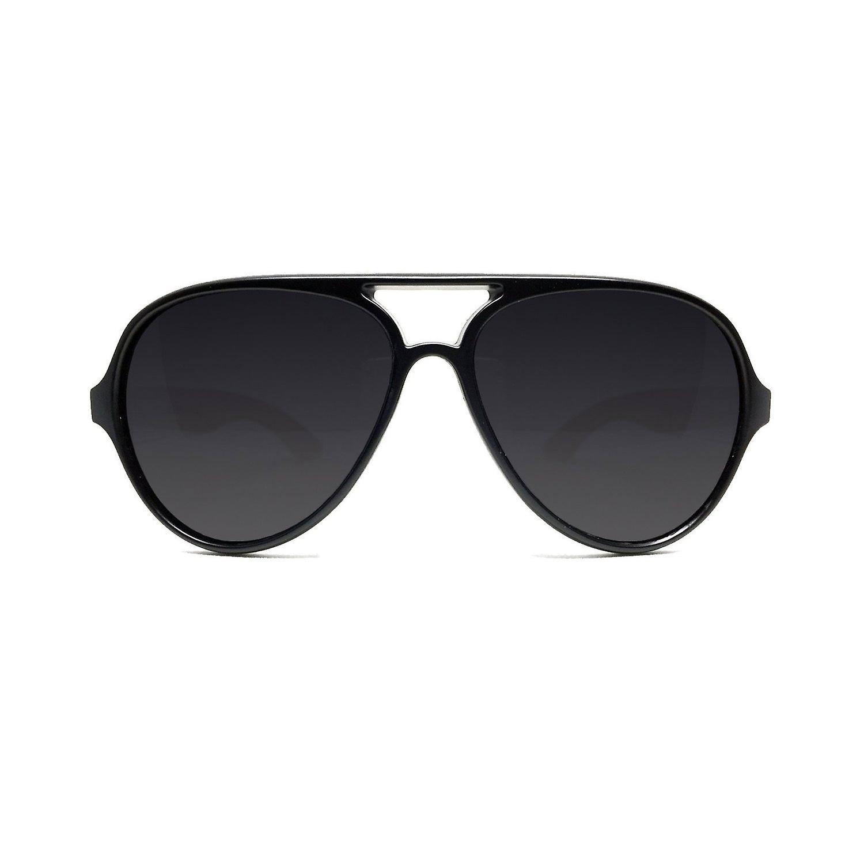Eyewood Sunglasses - Aviators - Sage