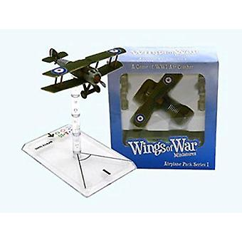 Barker Sopwith Camel Wings of Glory Expansion Pack For Board Game