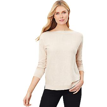 Joule Womens Bess droppe axel Classic fit tröja Jumper