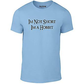 Men's i'm nicht kurz i'm ein Hobbit T-shirt