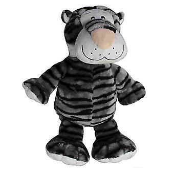 "Petlou Medium Plush Tiger 8"" - Dog Toy"