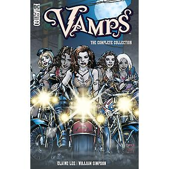 Vamps The Complete Collection by Elaine Lee