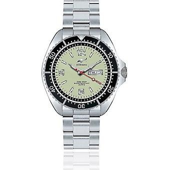 Chris Benz diver watch one CBO-N-MB-SW