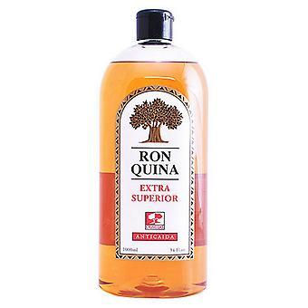Tratamento anti-queda de cabelo Ron Quina Crusellas (1000 ml)