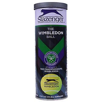 Slazenger Unisex Wimb 2019 3 tennis boll 94