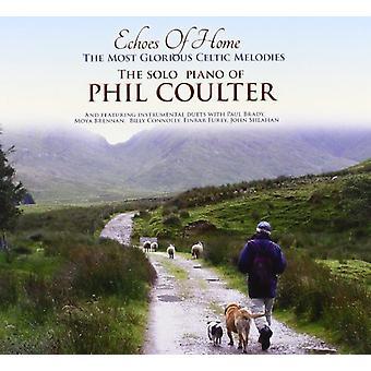 Phil Coulter - ecos de inicio la importación de los E.e.u.u. más gloriosas melodías celtas [CD]