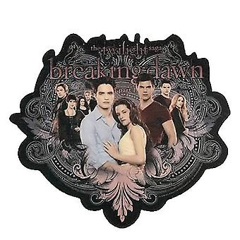 Twilight Saga Dawn Part 1 Decal Sticker Cullens Filligree