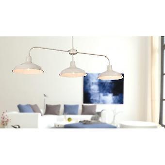 Firstlight Purpose Vintage Antieke Witte Ontbijt Bar Plafond Lichte Hanger