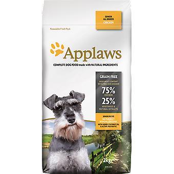 Applaws Senior kyckling (hundar, hund mat, torka mat)