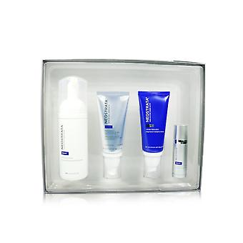 Neostrata Skin Active Repair Kit: Exfoliating Wash + Matrix Support Spf30 + Cellular Restoration + Intensive Eye Therapy - 4pcs