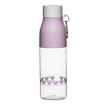 Sagaform Heart vandflaske 750 ml