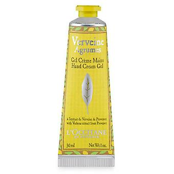 L'Occitane en Provence Citrus Verbena Hand Cream Gel 30 ml