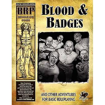 Blood  Badges by Chaosium