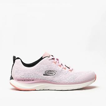 Skechers Ultra Groove Damen Textiltrainer Pink