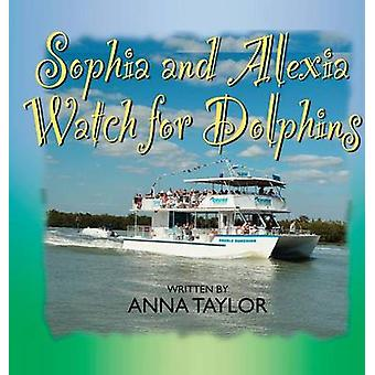 Sophia and Alexis Watch for Dolphins by Taylor & Anna