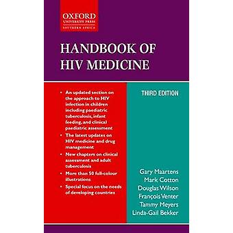 Handbook of HIV medicine by D. Wilson - 9780199053667 Book