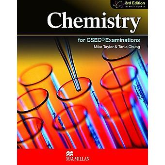 Chemistry for CSEC Examinations by Dr Mike Taylor - 9780230438828 Book