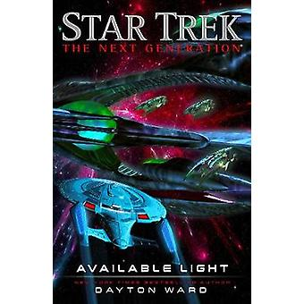 Available Light by Dayton Ward - 9781982113278 Book