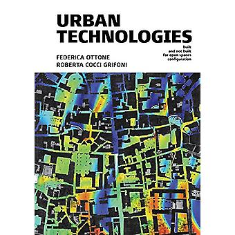 Urban Technologies by F. Ottone - 9788899854140 Book
