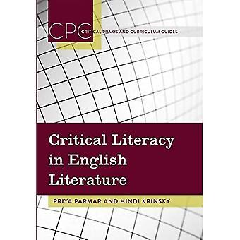 Critical Literacy in English Literature