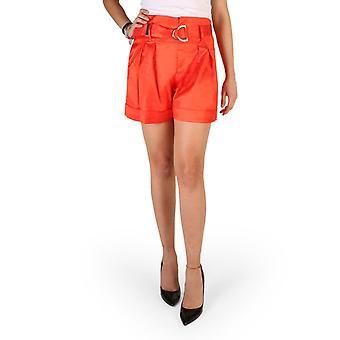 Guess Women Red Short -- 82G1491312