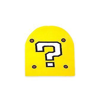 Official Super Mario Question Mark Beanie