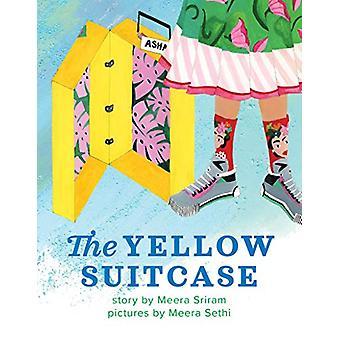 The Yellow Suitcase by Meera Sriram - 9780999658413 Book