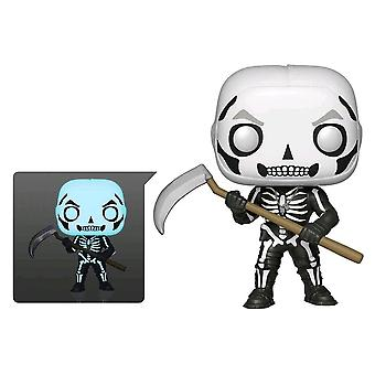 Fortnite Skull Trooper Glow US Exclusive Pop! Vinyl