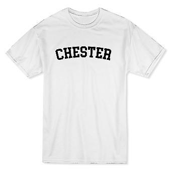 Chester City Show The Pride Men's White T-shirt