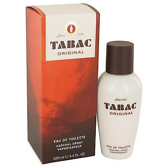 Tabac Eau De Toilette Spray By Maurer & Wirtz 3.4 oz Eau De Toilette Spray