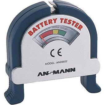 Ansmann 4000001-510 Universal batteri testeren