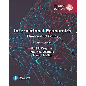 International Economics Theory and Policy Global Edition by Marc Melitz