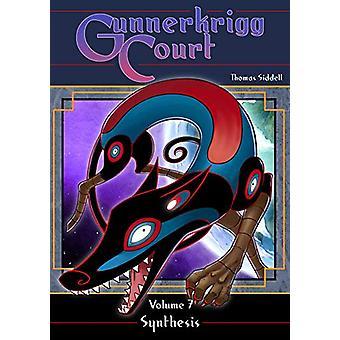 Gunnerkrigg Court Vol. 7 by Tom Siddell - 9781684154418 Book