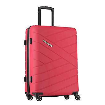 travelite Bliss Carro de Mujer L, 4 ruedas, 77 cm, 99 L, Rosa