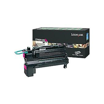 Lexmark X792 Extra High Yield Return Program Print Cartridge