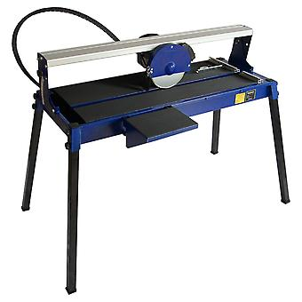 Wet Tile Cutter Bench Bridge Saw Table Frame Diamond Blade Cutting 720mm 800W
