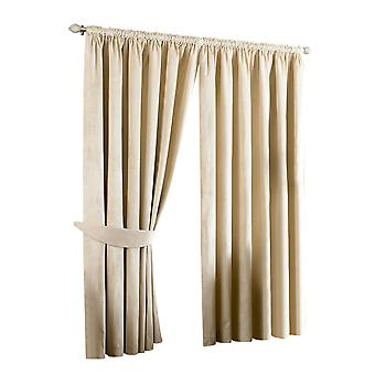Riva Home Imperial Pencil Pleat Curtains