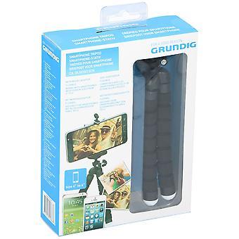 """GRUNDIG Smartphone TikTok Stativ 4""""- 6"""" Smartphones Halter Flexible Beine"""