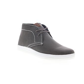 Ben Sherman Payton Chukka  Mens Gray Casual Fashion Sneakers Shoes