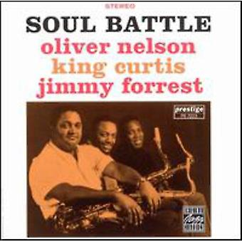 Nelson/Curtis/Forrest - Soul Battle [CD] USA import