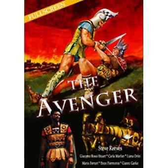 Avenger ('62) [DVD] USA import