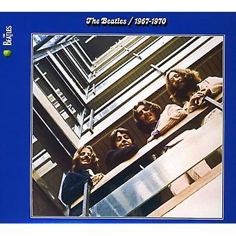 Beatles - importazione USA blu 1967-1970 [CD]