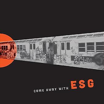 Esg - Come Away with [CD] USA import