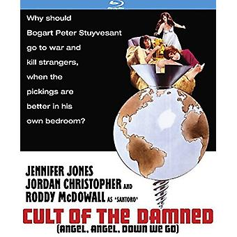 Cult of the Damned Aka Angel Angel Down We Go [BLU-RAY] USA import