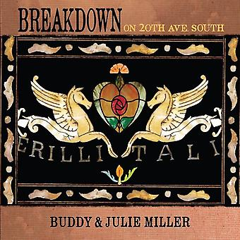 Breakdown On 20th Ave. South [CD] USA import