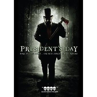 Presidents Day [DVD] USA import