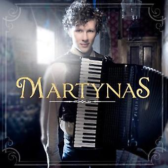 Martynas - Martynas [CD] USA import