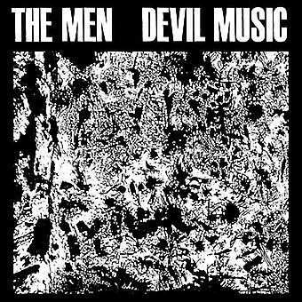 The Men - Devil Music (Limited Edition) [Vinyl] USA import